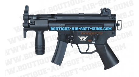 MP5 court pistolet mitrailleur AEG electrique Jing Gong