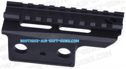 Smith&Wesson I-Bolt Rail Picatinny 22 mm