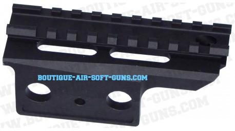 Rail g&g armament pour replique gr14