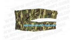 Pantalon Cargo noir / anthracite RipStop - Taille L (T42-44)