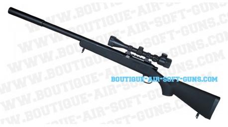 Sniper BAR 10 G Bull Barrel spring Jing Gong