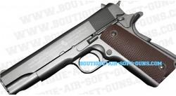 Colt 1911 a1 100 anniversaires co2 blow back full metal