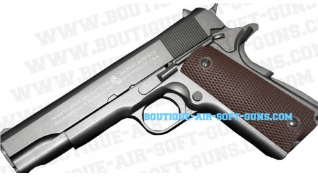 Colt 1911 a1 100 anniversaires co2 blow back full metal