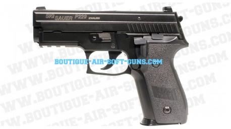 Sig sauer P229 ou SP2022 full métal en gaz blow back