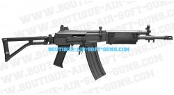 Galil SAR airsoft full métal de KIng arms