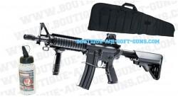 Pack TS 4004 AEG avec housse de transport - bille cible