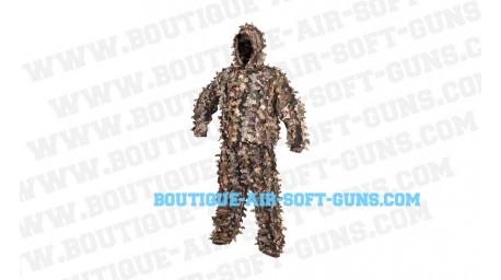 Tenue de camouflage Ghillie pour Sniper