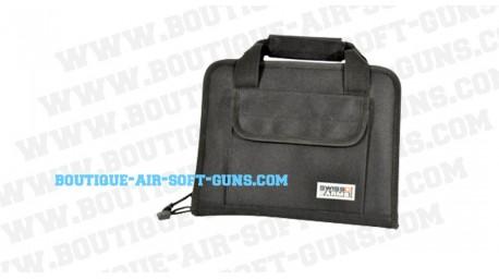 Housse de transport moyen pour 2 pistolets - Swiss Arms 30 X 24 cm