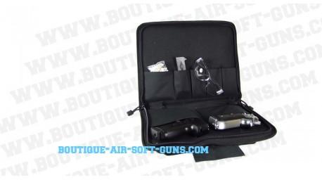 Housse de transport grande pour 2 pistolets - Swiss Arms 36 X 28 cm