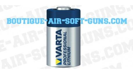 Pile Varta CR2 (Lithium Professional)
