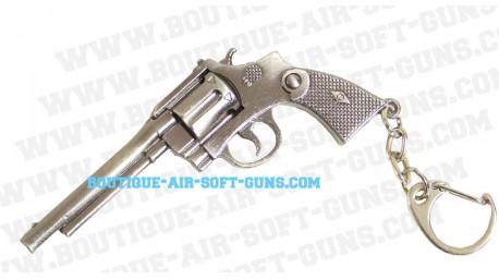 Porte clef Revolver Smith & Wesson