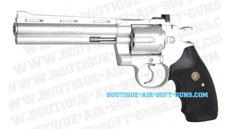 357 Magnum Python 6'' chromé