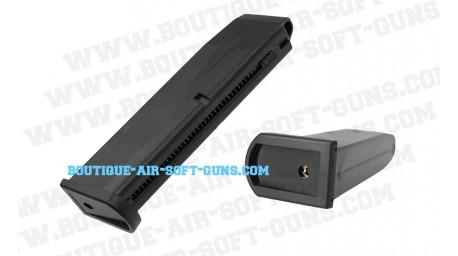 Chargeur Beretta 92 A1 à billes 6mm airsoft gaz