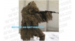Ghillie hivernale