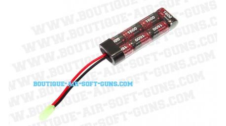 Batterie 8.4 V / 1600 mAh type mini
