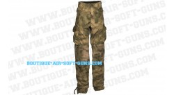 pantalon treillis camouflage Commando Teesar - taille XL