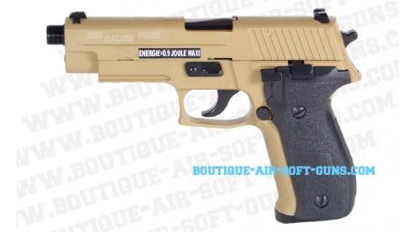 Sig Sauer P226 Tan - full metal gaz