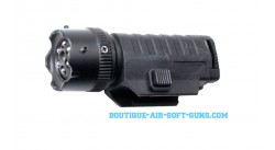Lampe/Laser Tactical