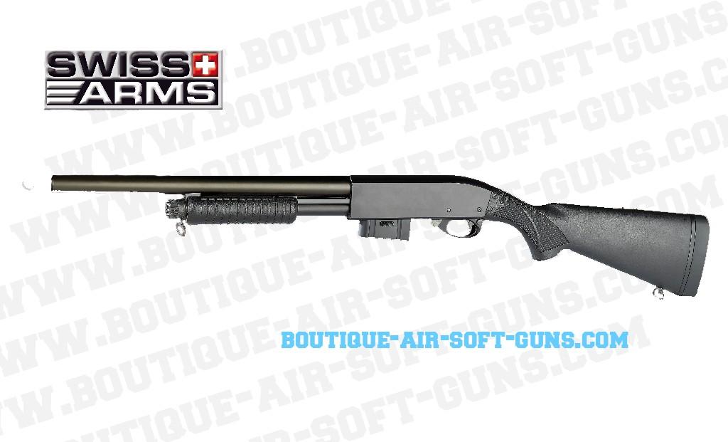 Airsoft fusil a pompe