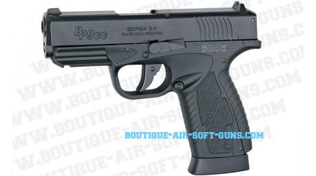 Pistolet airsoft Bersa BP9CC 6mm CO2 - 1.5 joule