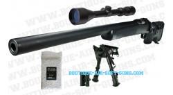 Pack sniper spring FN Herstal SPR A5M avec bipied et lunette