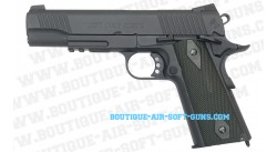 Colt 1911 Rail Gun Co2 BK