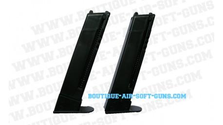 Chargeur airsoft Smith & Wesson pour M4505, M4525 et M4525 lourd