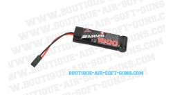 Batterie 1200 mAh 8.4Volts (type mini)