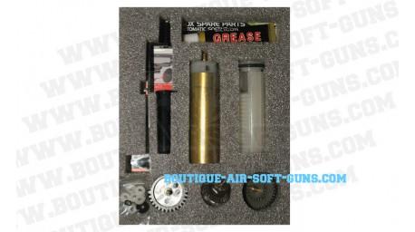 Kit de pignons pistons complets pour Gearbox réplique Marui