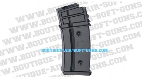 Chargeur 470 billes pour G36C SLV airsoft électrique