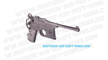 Porte-clé Mauser C96 en métal