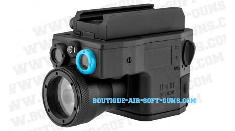 Lampe laser Nuprol NLLM noir
