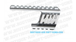 Rail de montage accessoires pour Dan Wesson 715 silver
