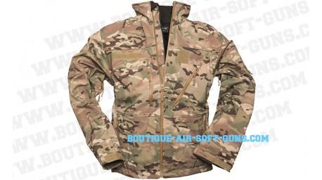 Veste Softshell 14 multitarn camouflage - Taille M
