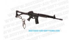 Porte-clé fusil FN Fal métal
