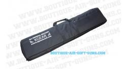 Housse de transport KGEAR noir pour fusil ou carabine