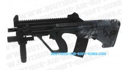 Fusil airsoft Steyr AUG A3 Commando XS