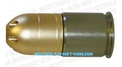 Grenade pour grenade launcher M203 (18 billes)