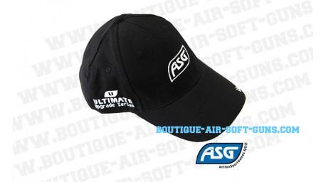 Casquette ASG Ultimate Devil bb noire - Airsoft