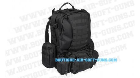 Sac à dos Defense pack assembly Noir - 36 Litres