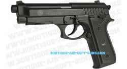 Réplique airsoft CO2 pistolet Taurus PT92 en ABS - 1.1 joule