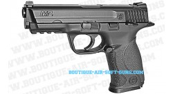 Réplique pistolet airsoft CO2 Smith & Wesson M&P9 - 1.4 joules