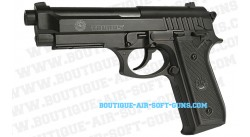 Réplique airsoft pistolet Taurus PT92 CO2 full metal - 1.1 joule
