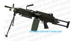 Réplique mitrailleuse MK46 KM01