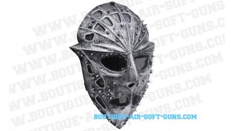 Masque en résine nailed people guerrier gladiateur