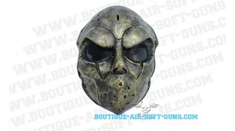 Masque en résine hockey serial killer