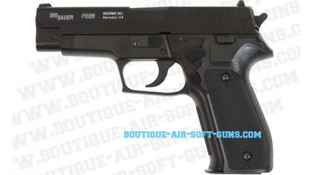 Réplique pistolet Sig Sauer P226 HPA culasse métal