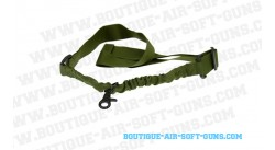 Sangle 1 point GFC Bungee olive