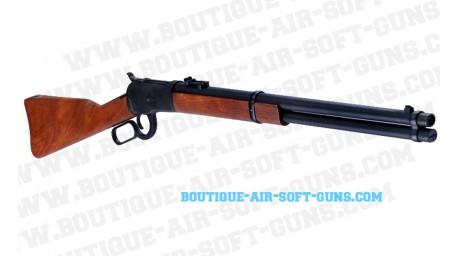 Réplique airsoft carabine winchester 1892 SXR imitation bois