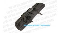 Housse Swiss Arms pour 2 fusils (port en sac à dos)